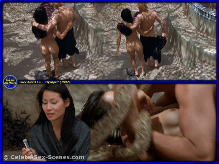 lucy liu sex scenes