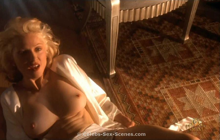 major movie stars in nude scenes