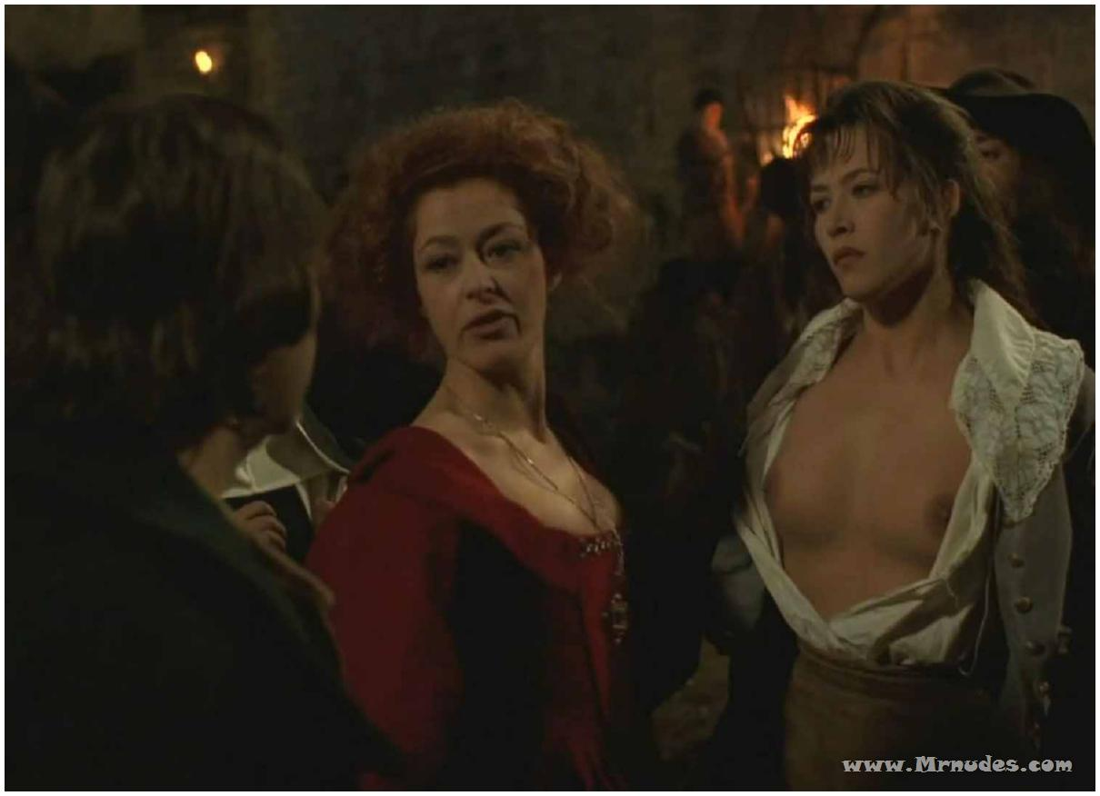 Sophie marceau sex scene has
