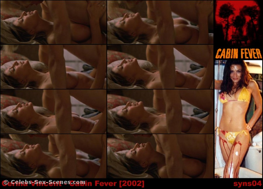 Mistaken. Cerina vincent sex scene well