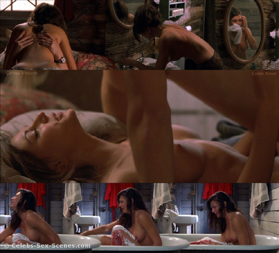 Realize, told... Cerina vincent sex scene