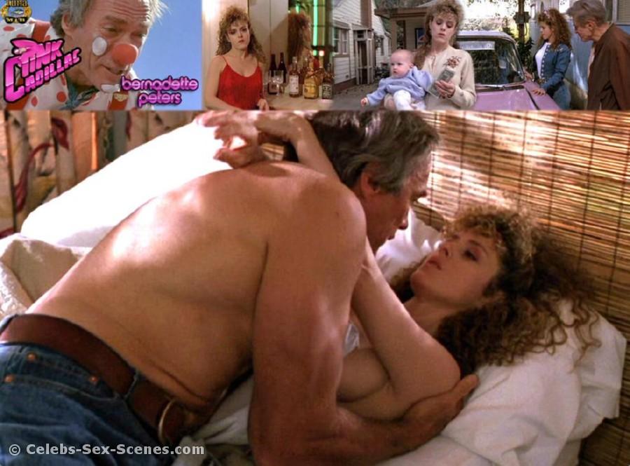Peters nude bernadette 30 Glamorous