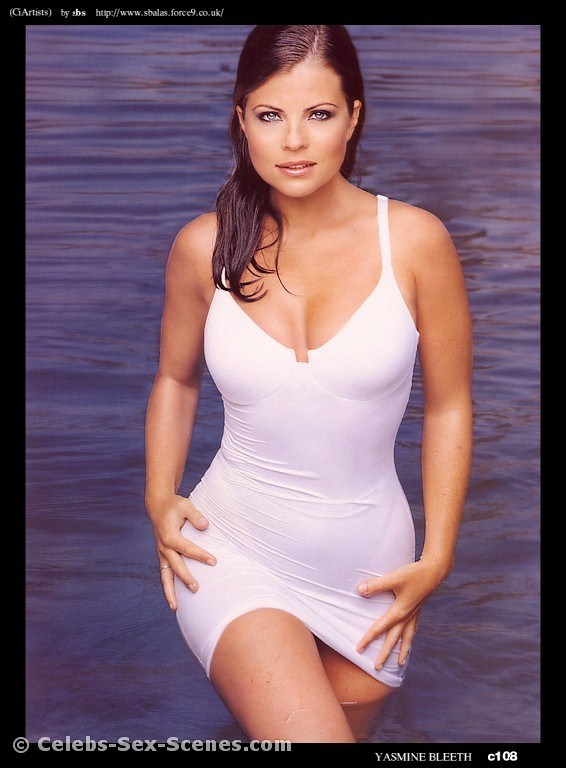 Yasmine bleeth sex scene confirm. And